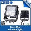 60W linterna de la motocicleta del CREE LED con IP67 impermeable