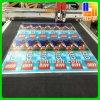 PVCによって型抜きされる泡のボードKtのボードの紫外線平面印刷
