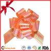 Смычок тяги тесемки Grosgrain обруча подарка красный