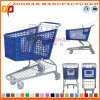 Nouveau chariot à panier en plastique (Zht26)