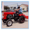 세륨 Certificate Rotary Tiller 또는 Plough를 가진 Huaxia Factory High Quality 12HP Four Wheel Mini Tractor
