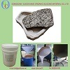 Silicone liquido Rubber per Culture Stone Mold Making