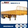 Sidewalls를 가진 80ton Capacity Bulk Cargo Semi Trailer