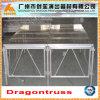 Étape en aluminium utilisée en verre de fibre, gâchant l'étape en verre, étape portative à vendre
