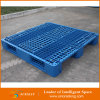 Haltbares HDPE Double Sided Plastic Pallet Fit für Storage Rack