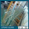 ليّن عوّامة واضحة زجاج [أولترا]/يقسم زجاج مع فتحة بئر