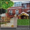 Sunwingの庭の人工的な両掛けの偽造品の塀