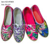최신 Flat Shoes Causal Shoes 숙녀 즈크화 (HP0805)