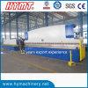 WC67Y-200X8000 Hydraulic verbiegende Maschine der Legierungsplatte/Metallfaltende Maschine