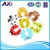 만화 아기를 위한 동물성 디자인 EVA 문 마개