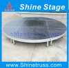 Wedding Event Stage Rental Aluminum Stage Frame를 위한 둥근 Stage