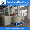 Máquina quente e fresca do PVC de alta velocidade do misturador
