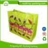 Saco tecido PP resistente da promoção com personalização opcional