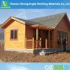 2015 melhores casas Prefab de madeira do painel de parede do cimento do EPS da isolação