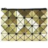 Шикарная сумка PU Magic Cube Gold для Cosmetics
