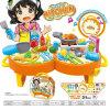 Butike-Schauspielhaus-Plastikspielzeug für reizende Küche-Speisetisch