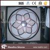 Естественная мраморный плитка пола картины цветка мозаики/картины мозаики
