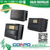Ck5A~60A、12V/24V、LED/LCDのPWMの太陽コントローラ