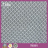 Tissu 100% de lacet de robe de polyester de Fahionable