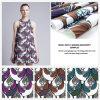 Абстрактной напечатанная геометрией ткань Twill для тканиь дома одежды