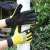 Перчатки Riding велосипеда Nmsafety синтетические кожаный