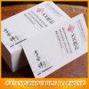 carte de visite professionnelle de visite de papier de 9X5.4cm (BLF-F111)