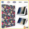 Caja pastoral del cuero de la flor del estilo para el aire del iPad (SP-PYA201)
