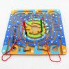 자석 구슬 게임 아이들 Intellecture 나무로 되는 장난감