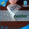 2015 heißes Sale Tamper Proof Void Sticker mit Custom Printing