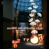LED-Regenschirm-Motiv-Leuchte-Weihnachtsmotiv-Leuchte