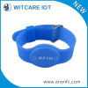 Access ControlのためのPVC Soft Rubber RFID Wristband