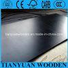 A película preta do núcleo 14mm do Poplar de Linyi enfrentou a madeira compensada