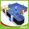 Liben personalizou o Trampoline interno com poço da espuma