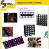800W luz do efeito da lavagem do diodo emissor de luz 25PCS*30W RGB 3in1 para o estágio