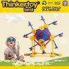 すばらしいブロックの教育おもちゃの興味深い難題
