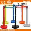 Einziehbarer Riemen-Warteschlange-Sperren-Systems-einziehbarer Riemen-Plastikpfosten