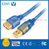 USB 2.0 ein Mann zu einem weiblichen Kabel
