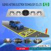 Software de reconhecimento automático de placa de matrícula da mesa fixa sob o sistema de inspeção do veículo para verificar as armas do veículo - Número do modelo: Detector de bomba de carro at-3300