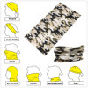 Concevoir la bandanna de couleur chamois sans couture multifonctionnelle de camouflage de polyester