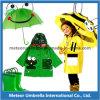 Зонтик шаржа детей симпатичных животных прямой
