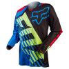 Motocross de competência Jersey da roupa da motocicleta do desgaste do Sublimation do OEM (MAT27)