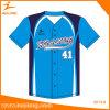 Chemises d'usure de Jersey de base-ball d'équipe de la jeunesse de sublimation