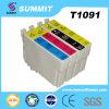 Cumbre Compatible Color Ink Cartridge para Epson T1091