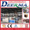 WPC Wood Plastic Profile Machine 또는 Wood Plastic Processing Line/WPC Extruder