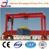 CE modelo de la grúa de pórtico del contenedor del astillero de U, SGS, ISO