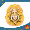 Moneta militare dell'esercito della polizia dell'oro per il regalo del premio