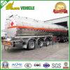 20, 000-40, 000litre de combustible / aceite / gasolina / cisterna de gasolina de aluminio