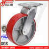 6 Zoll-Schwenker-Fußrollen-Rad für Transporteinrichtungen