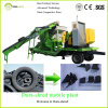 Dura-Shred Fully Automatic Crushing Machine для Waste Wood (Mobile Plant)