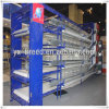 Aves de corral Layer Farming Equipment Battery Chicken Cage para Sale